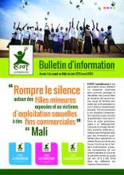 Couv Bulletin information Mali IV